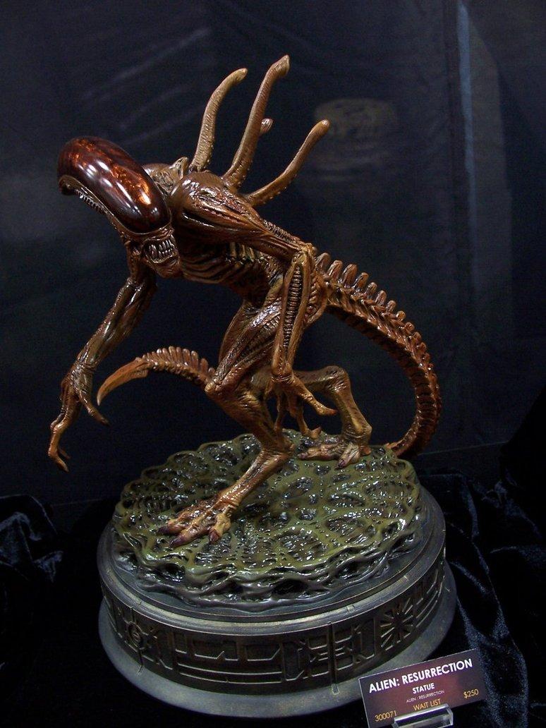 Alien from Alien Resurrection by Trapjaw 774x1032