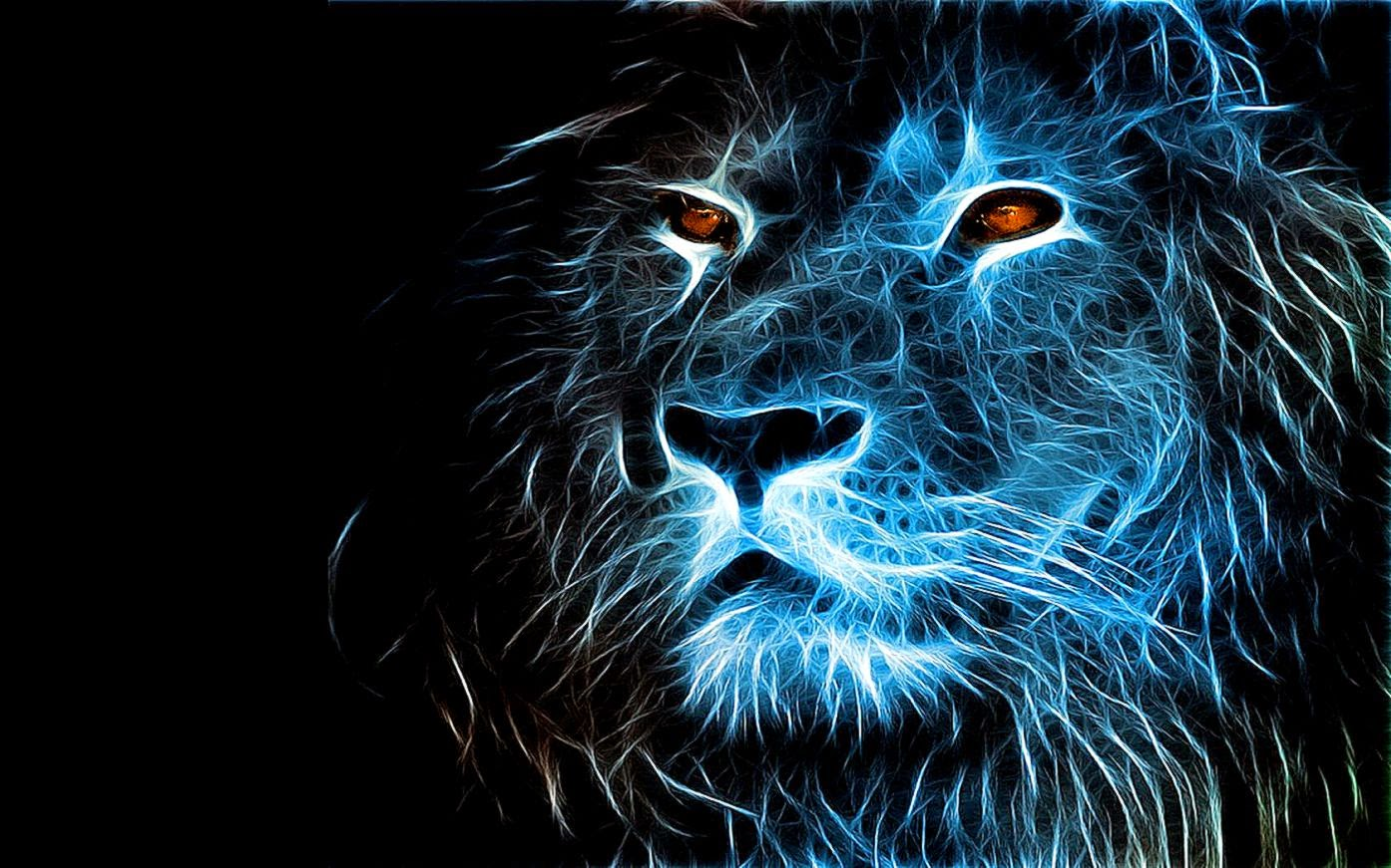 Blue lion wallpaper hd - photo#6