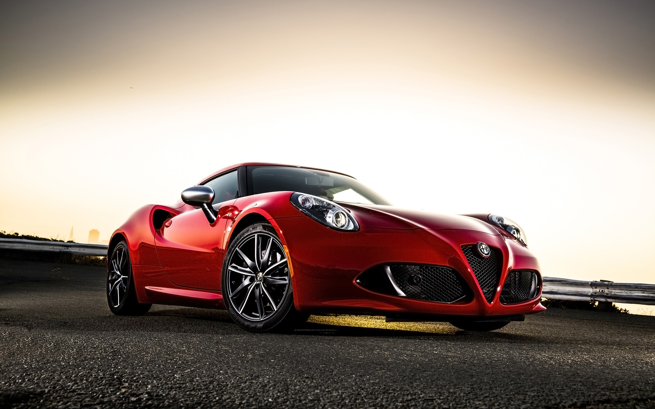 Alfa 4C Wallpaper WallpaperSafari