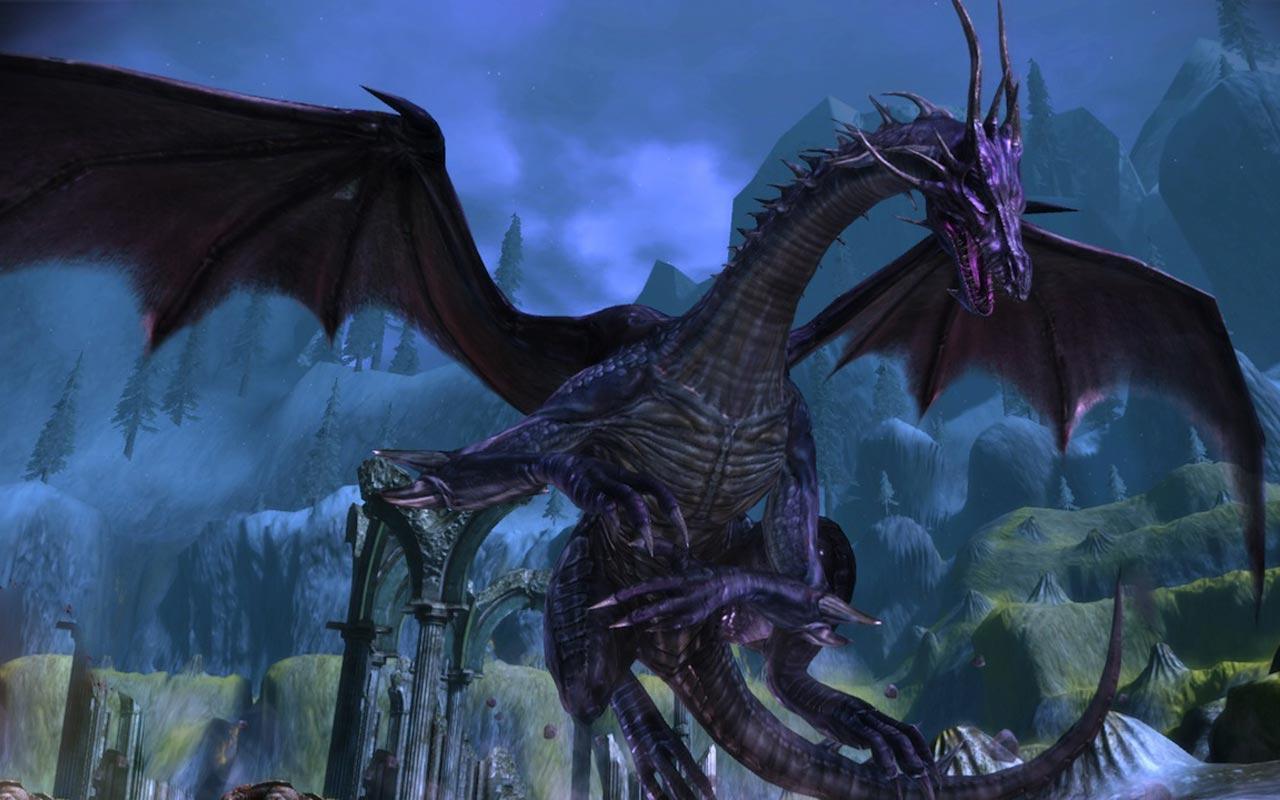 Dragon Screensavers And Wallpapers 1280x800
