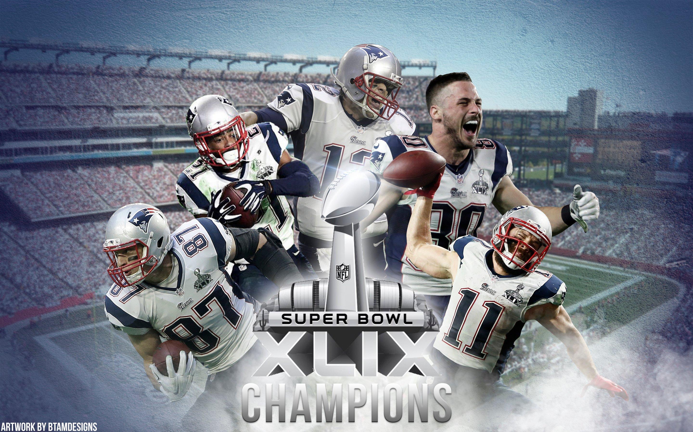 Patriots Championship wallpaper 2880x1800