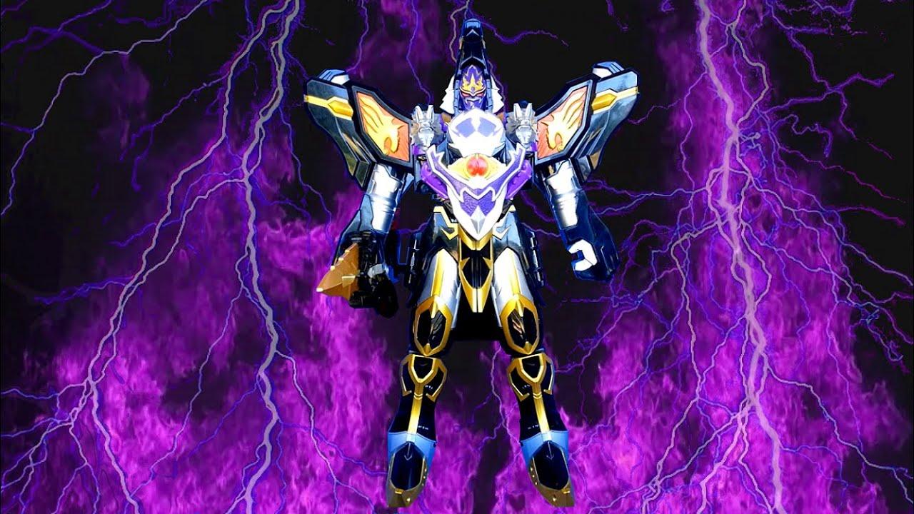 Mahou Sentai Magiranger   Wolkaiser Mystic Force Centaurus Wolf 1280x720