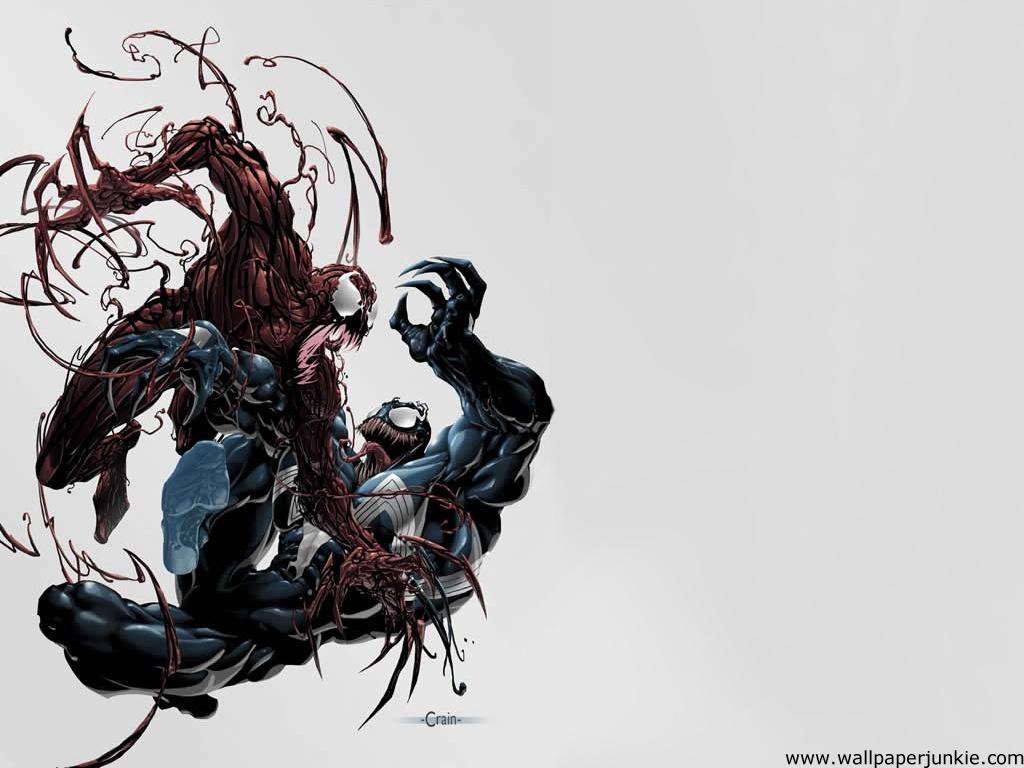 Venom Carnage Wallpaper 1024x768 Venom Carnage Shboy Cletus 1024x768