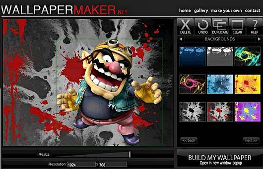 How to Make Attractive Wallpapers with WallPaperMaker 530x342