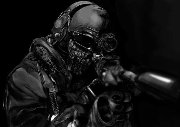 Call Of Duty Sniper Wallpaper Hd Call of duty ghosts wallpapers 600x425