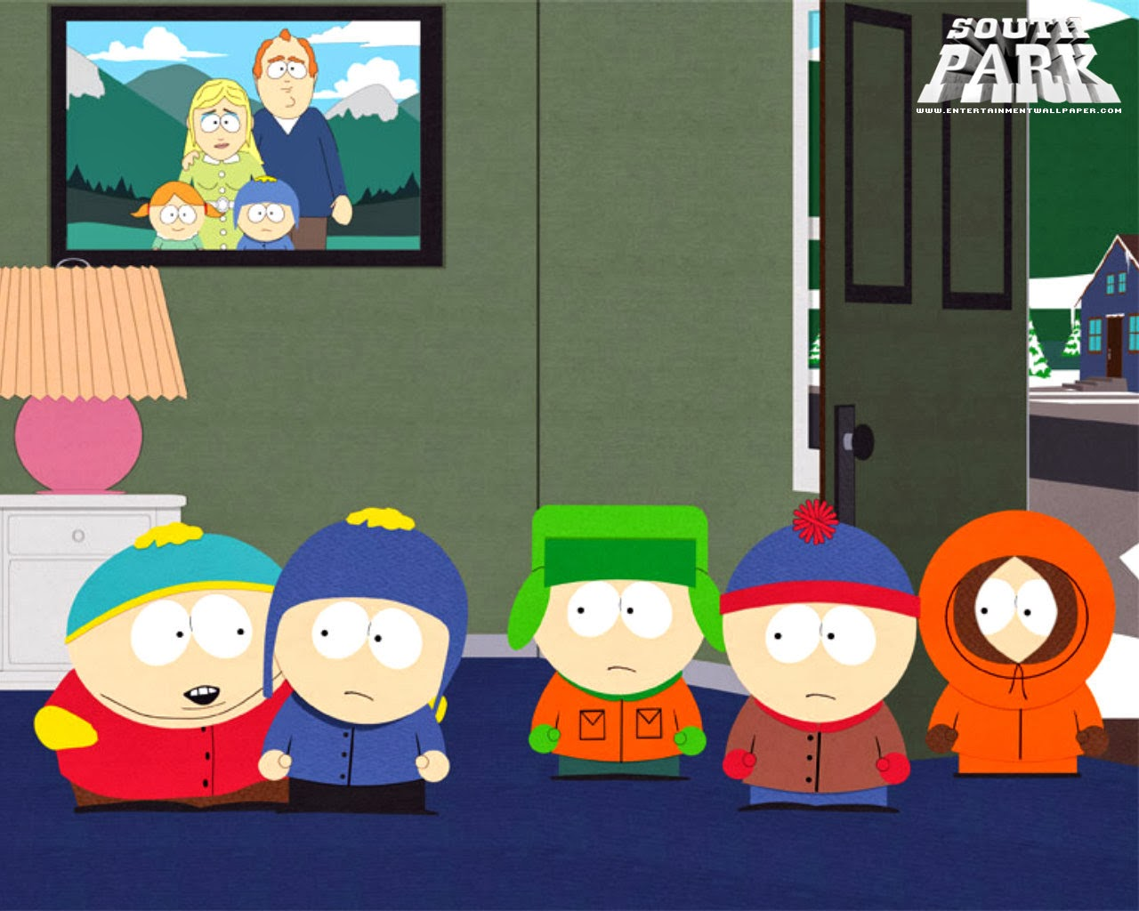 south park wallpapers The Best Wallpapers 1280x1024
