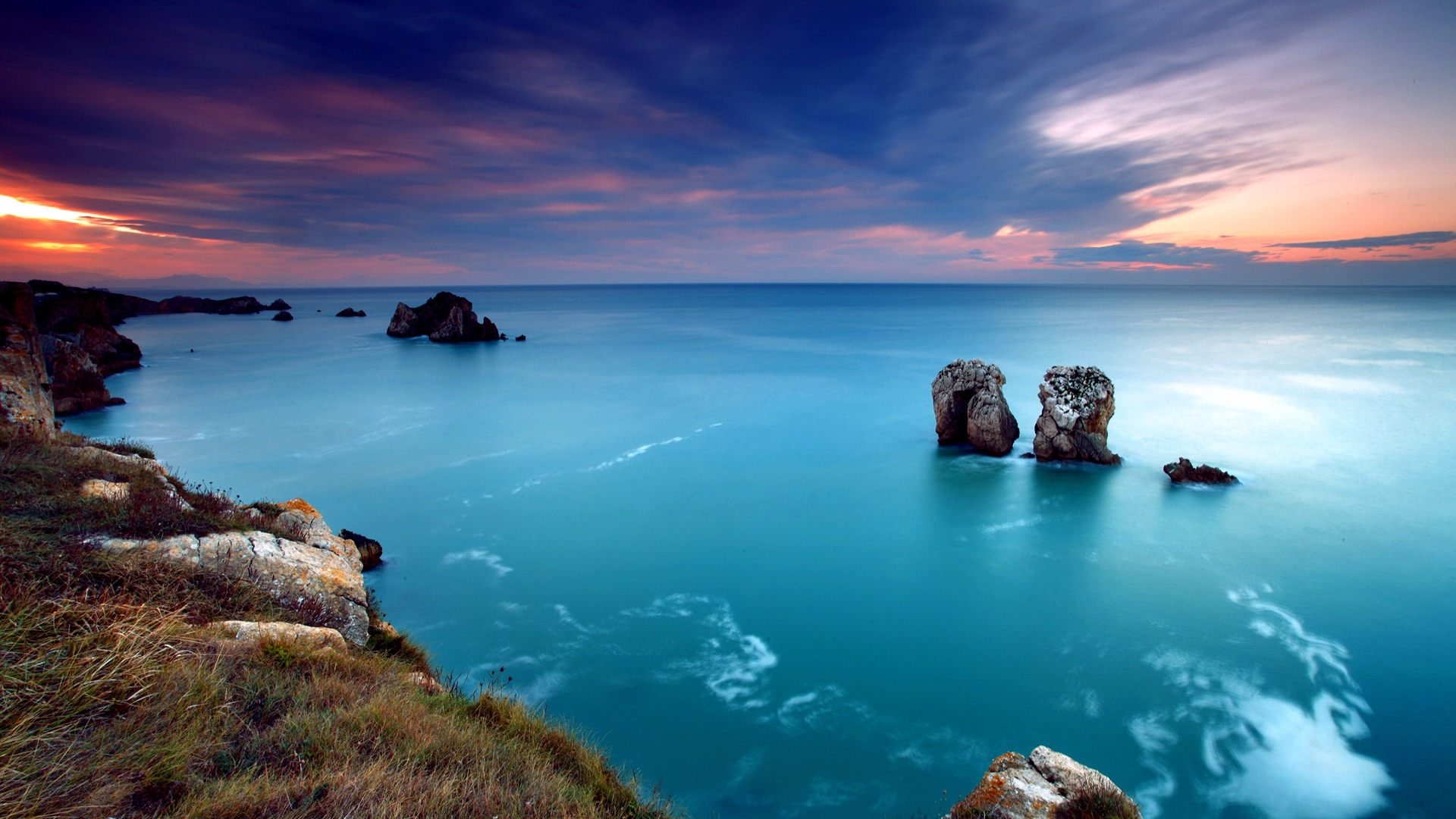 Ocean View Full HD Desktop Wallpapers 1080p 1920x1080