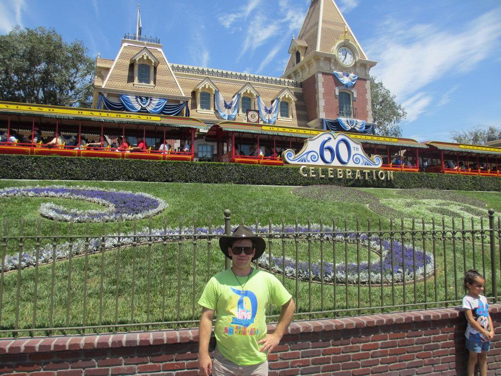 Disneyland 60th Anniversary by montey4 1024x768