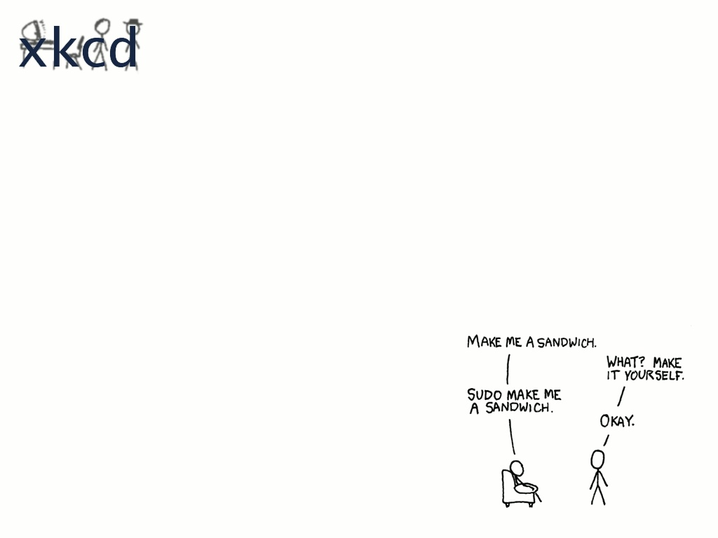 XKCD Sandwich Wallpaper by MattMik 1024x768