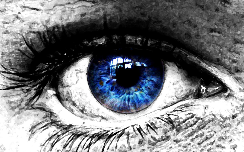 blue eyes wallpaper 2048x1152 - photo #11