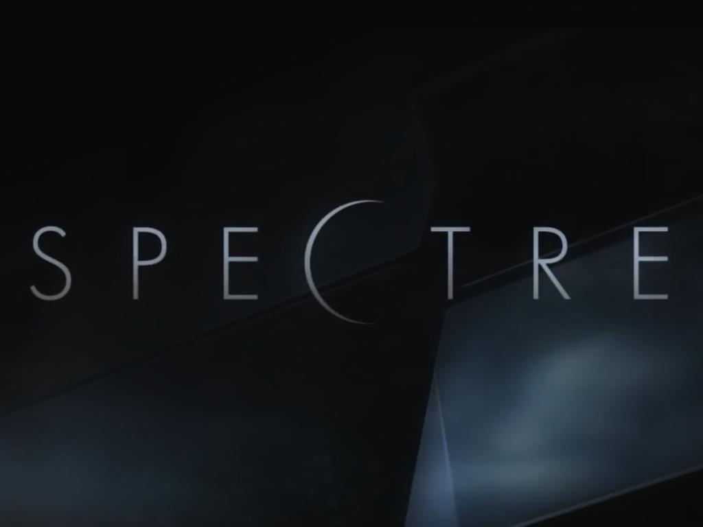 Spectre Wallpaper 1024x768