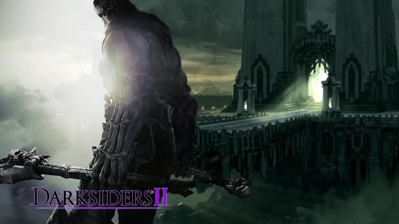 Darksiders 2 Ii Hd Wallpaper 1080p Picsholic Pictures 1366x768