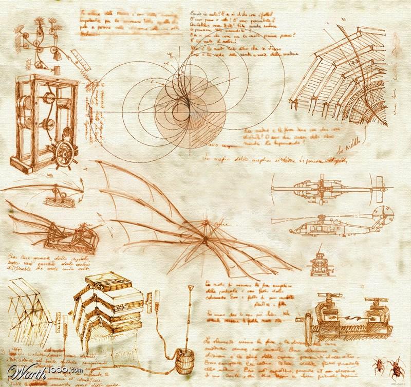 renaissance science inventions - 800×753