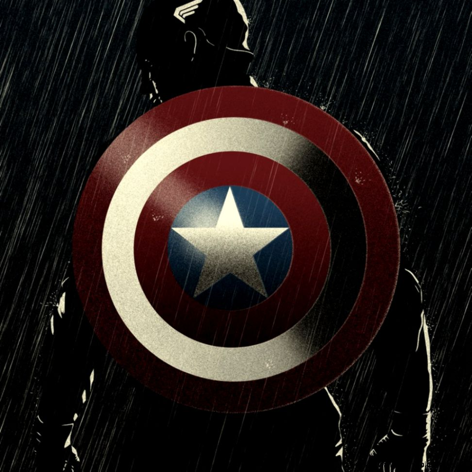 Captain America Shield Wallpaper Android Best HD Wallpapers 972x972