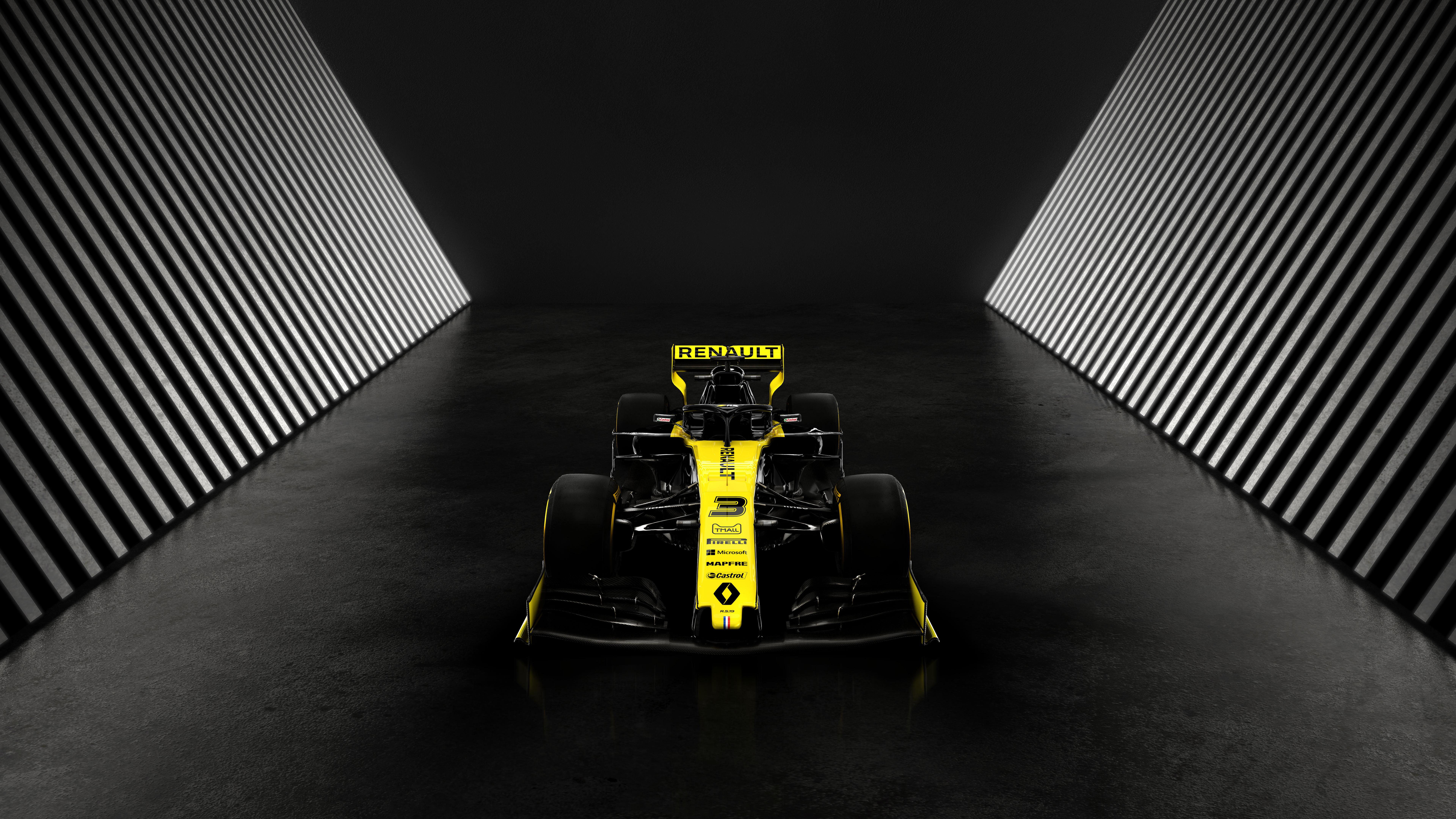Renault RS19 Formula 1 2019 4K 8K 3 Wallpaper HD Car Wallpapers 7680x4320