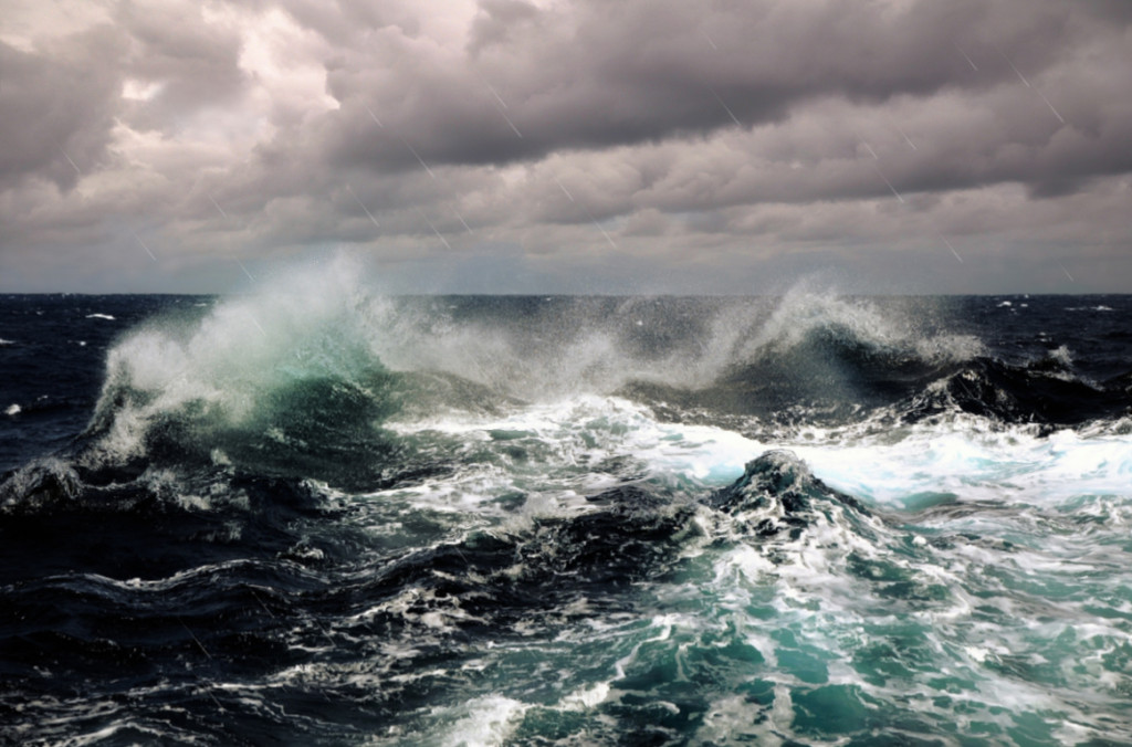 Ocean Waves Animated Wallpaper   DesktopAnimatedcom 1024x676