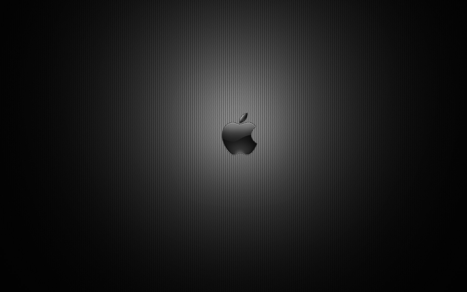 Black And White Apple HD Background Desktop 1796 Wallpaper 1920x1200