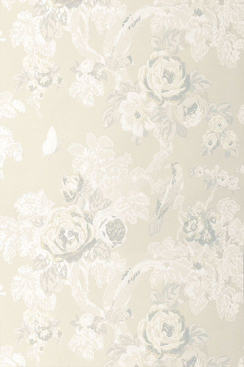 french wallpaper patterns french wallpapers wild flora bird in the 490x735