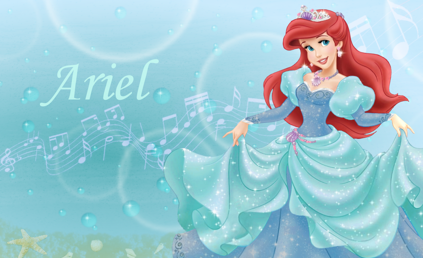 Disney HD Wallpapers Princess Ariel HD Wallpapers 1440x879