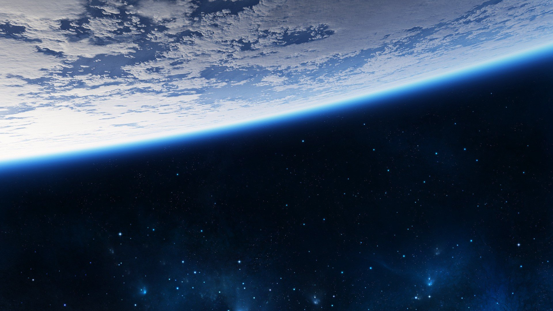 download desktop wallpaper earth view from outer space