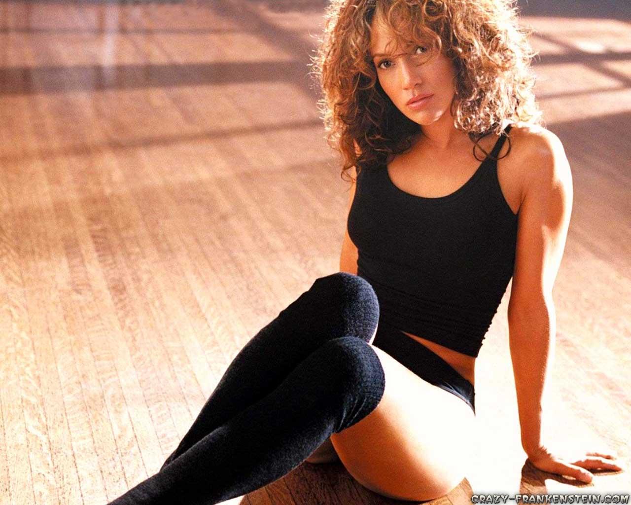 Jennifer Lopez wallpapers   Female celebrity   Crazy Frankenstein 1280x1024