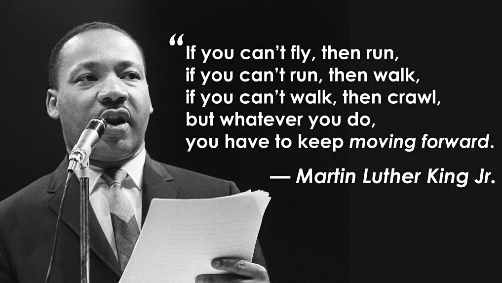 Happy Martin Luther King Jr Day 2017 Quotes Slogans Sayings 1017x573