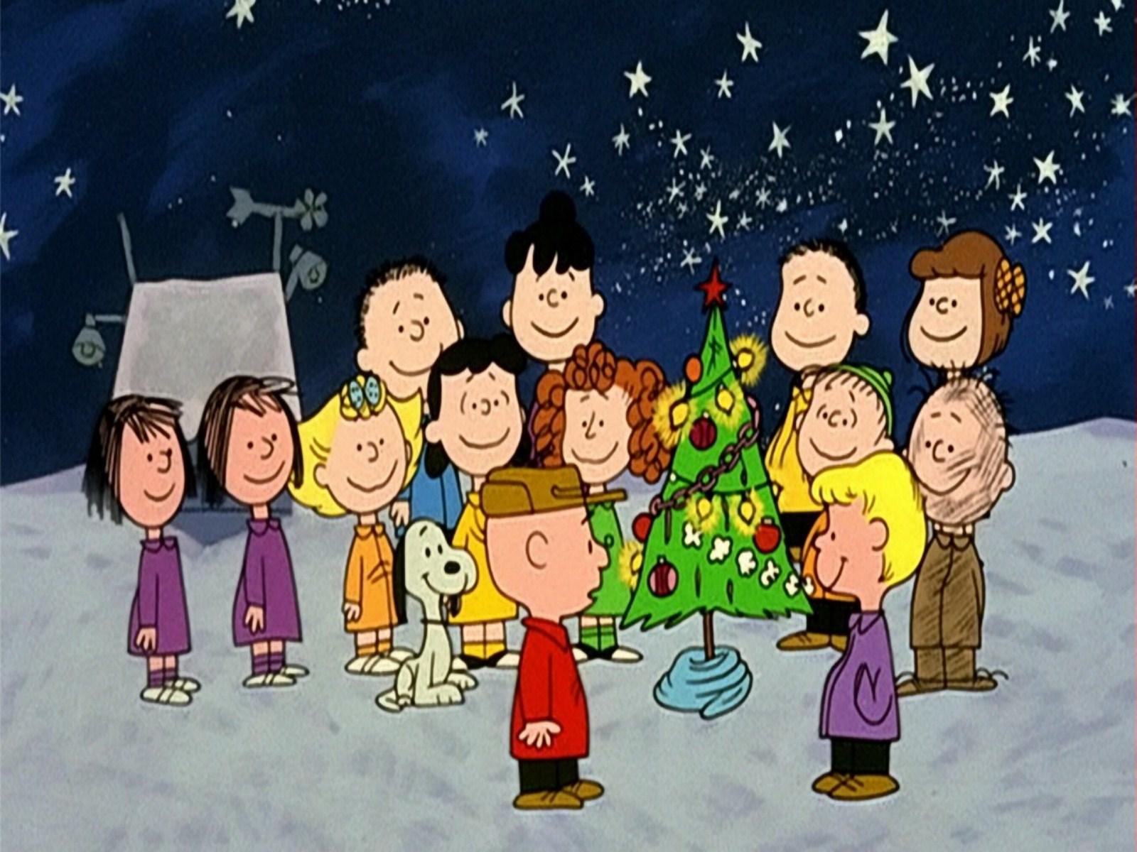 Charlie Brown Christmas Wallpaper   1600x1200   331520 1600x1200