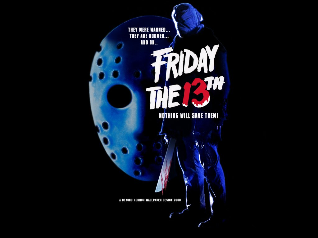 Free Download Friday The 13th Friday The 13th Wallpaper 21227365