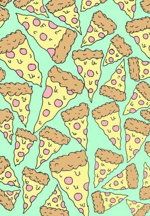 fondos de pizza Tumblr 480x690