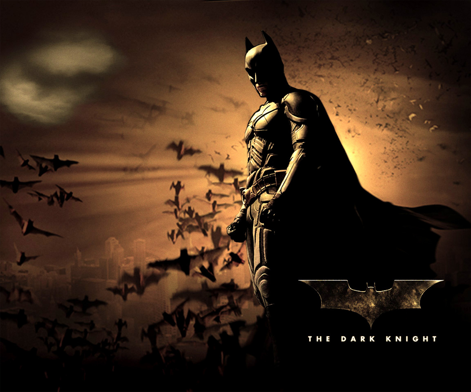 Batman 960x800 Screensaver wallpaper 960x800