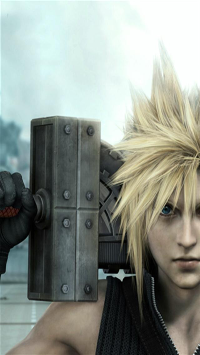 Final Fantasy 3 HD iPhone Wallpapers iPhone 5s4s3G Wallpapers 640x1136