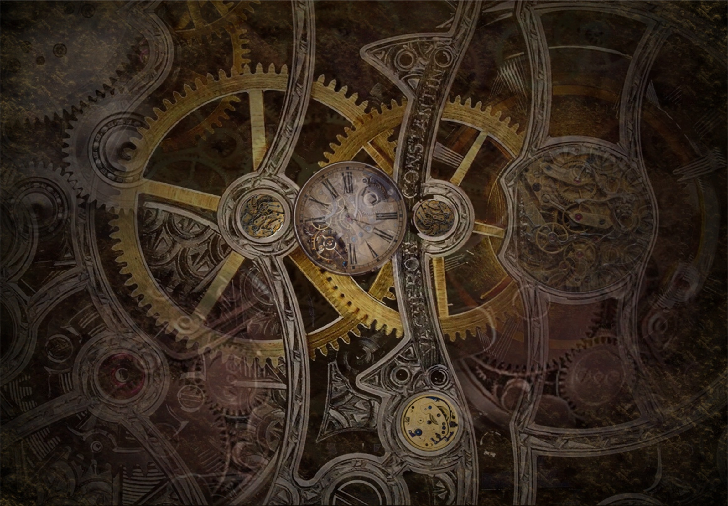 Steampunk Computer Wallpapers Desktop Backgrounds 2324x1616