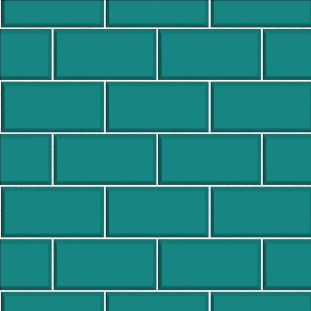 Subway Tile Wallpaper Wallpapersafari