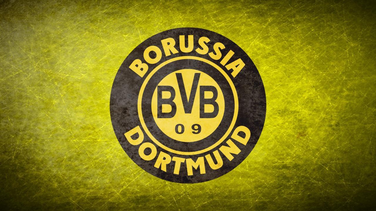 Marvelous Borussia Dortmund Logo Wallpaper High Definition For 1280x720