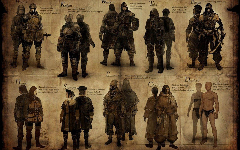 Dark Souls characters 1440x900 Wallpapers 1440x900 Wallpapers 1440x900
