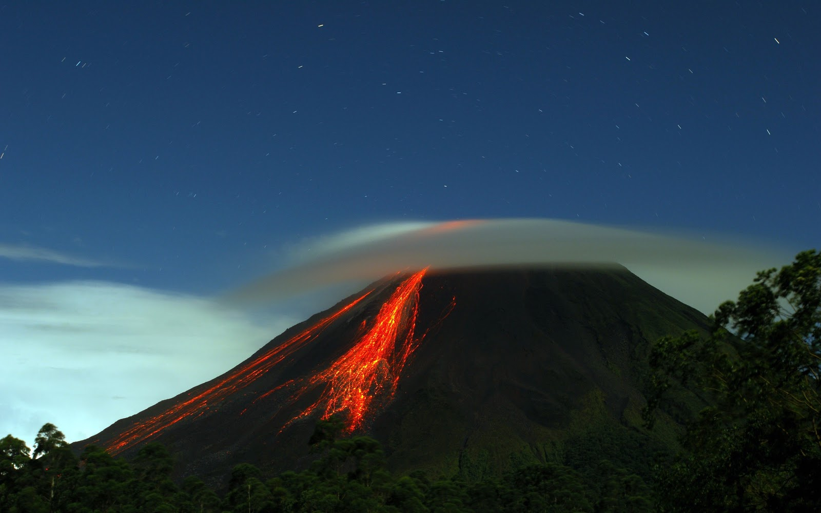 insert lamp Anal lava