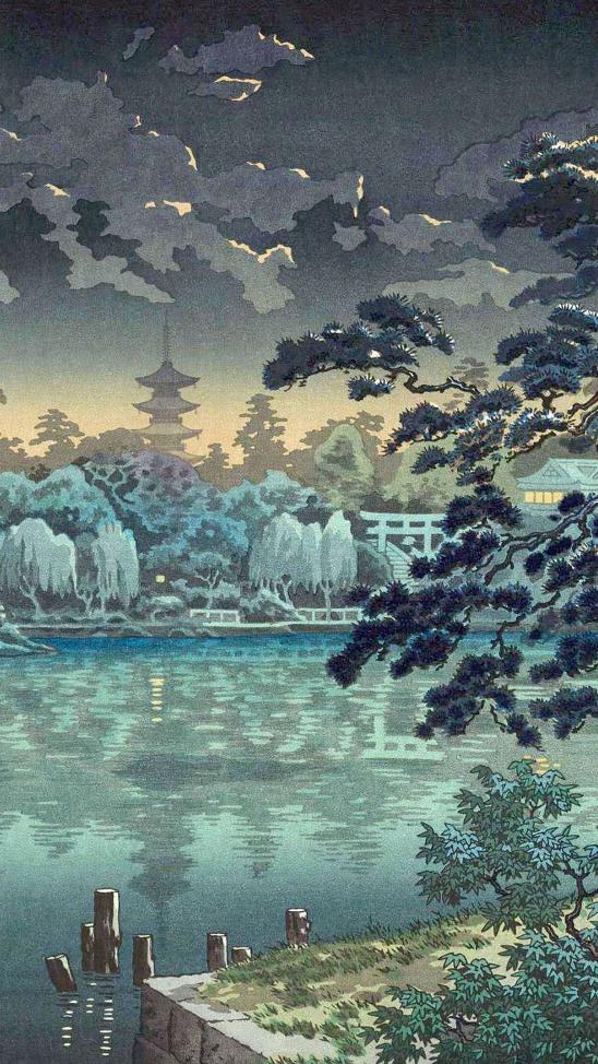 ukiyo e app japan japan traditional Japanese art Art 548x974