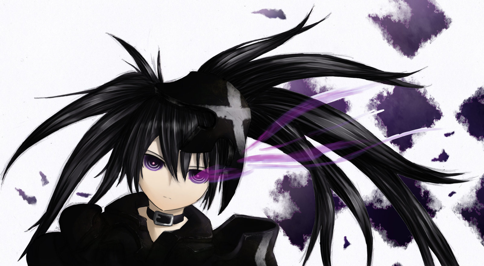 46] Insane Black Rock Shooter Wallpaper on WallpaperSafari 1600x882
