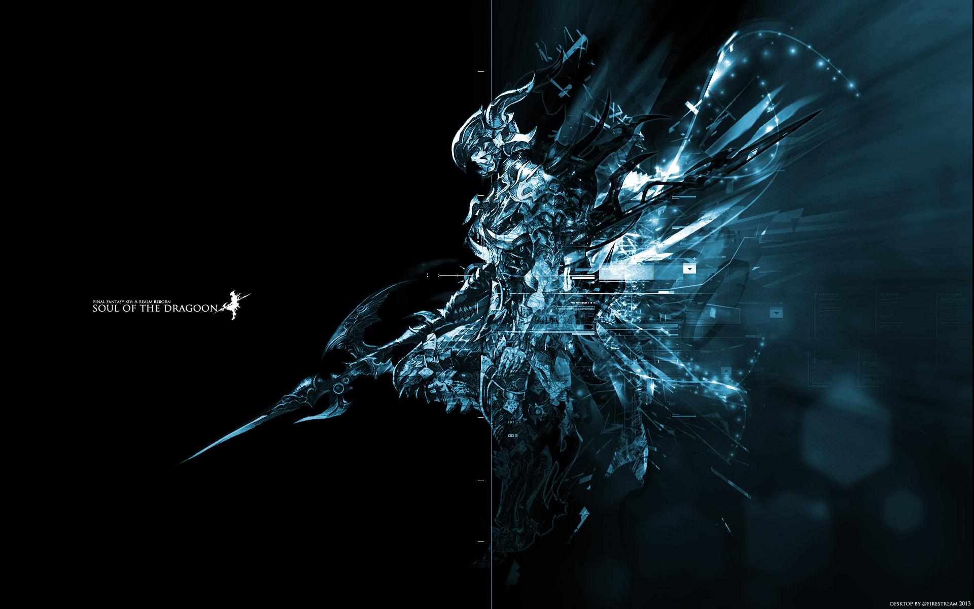 Final Fantasy Xiv A Realm Reborn Fantasy Art Wallpapers: [49+] FFXIV HD Wallpaper On WallpaperSafari