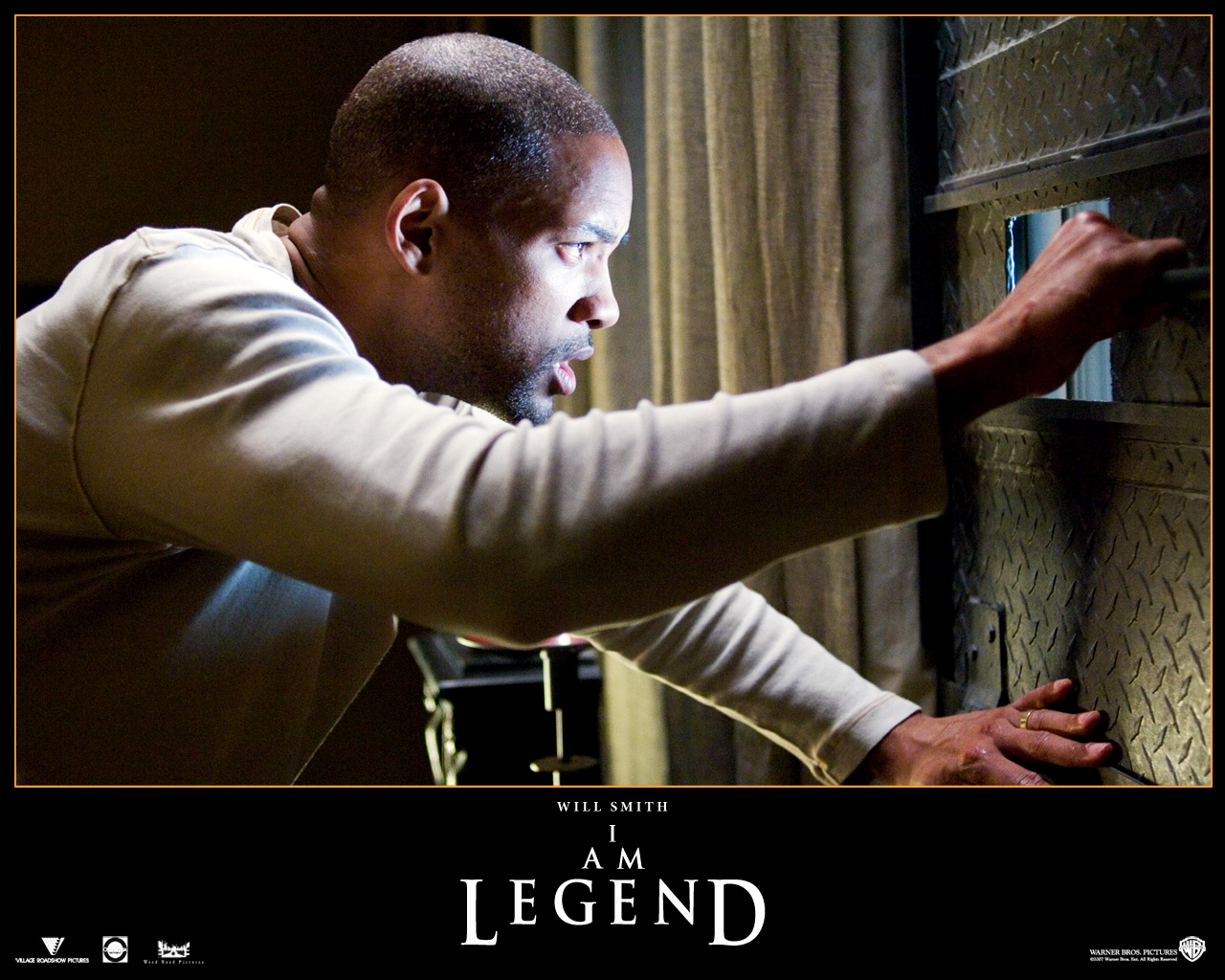 Gallery For gt I Am Legend Wallpaper 1280x1024