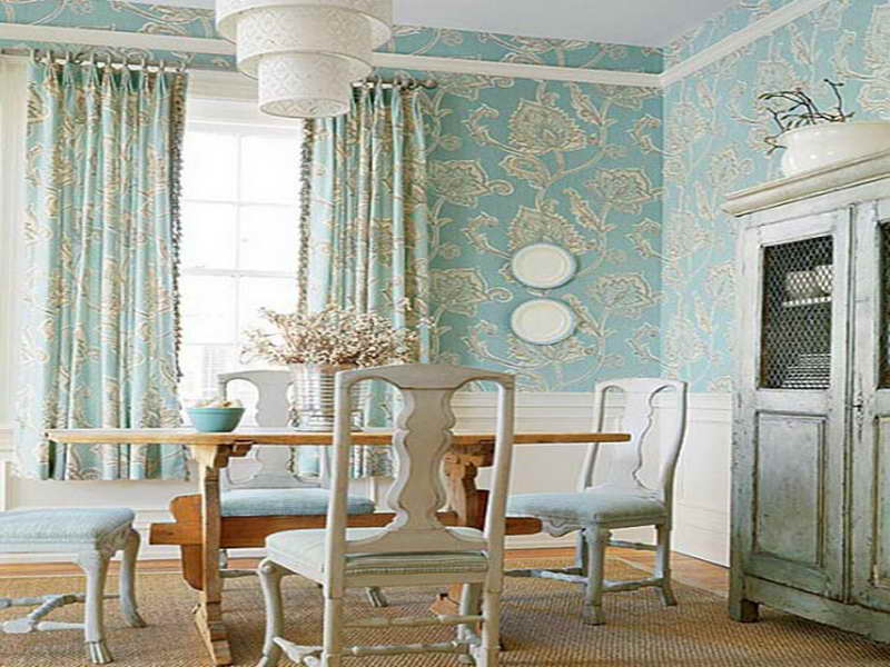Source URL httpbloombetycomdining room wallpaper design ideas 800x600