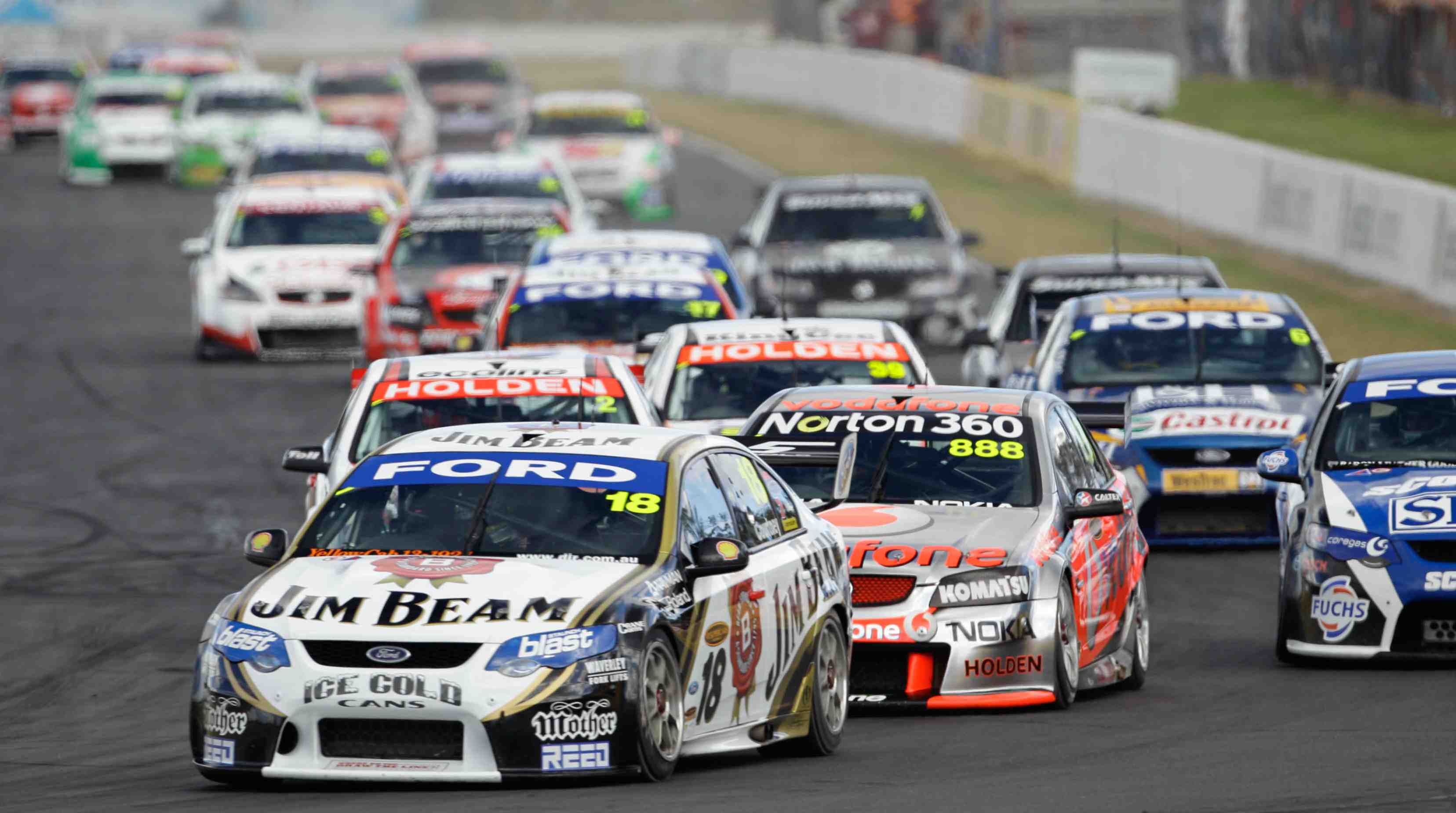 Aussie V8 Supercars race racing v 8 fs wallpaper 3312x1848
