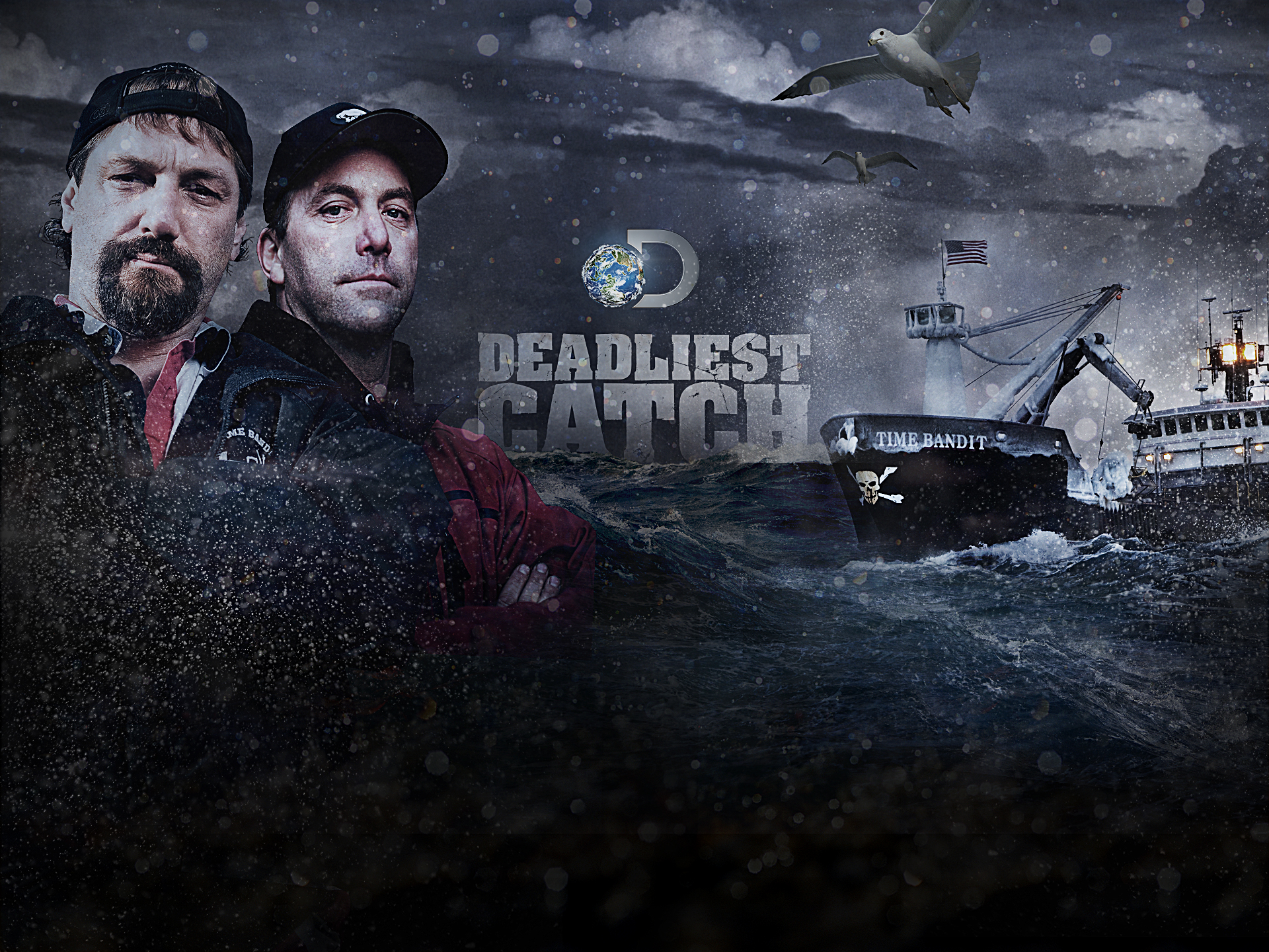Download Deadliest Catch Raw Time Bandit Discovery Channel