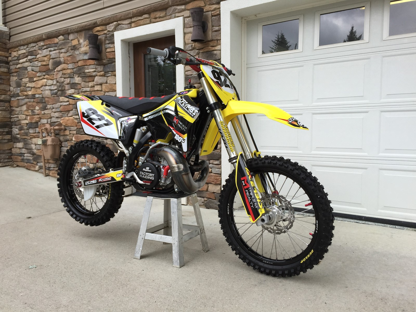 2003 RM 250 2 Stroke Before and After   Fischer927s Bike Check 1600x1200