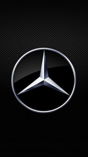 Mercedes Benz Logo iphone wallpaper iPhone 310x550