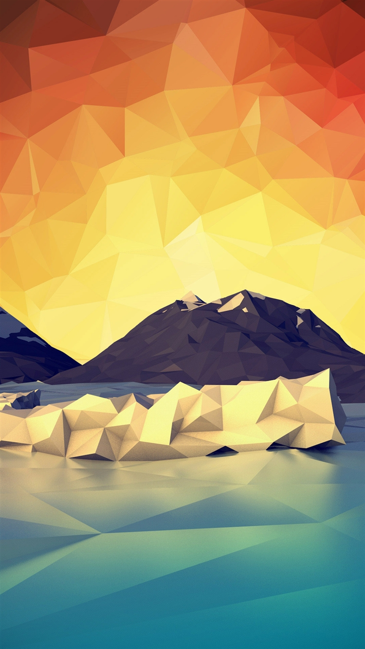 download Wallpapers of the week geometric wallpapers for 750x1334