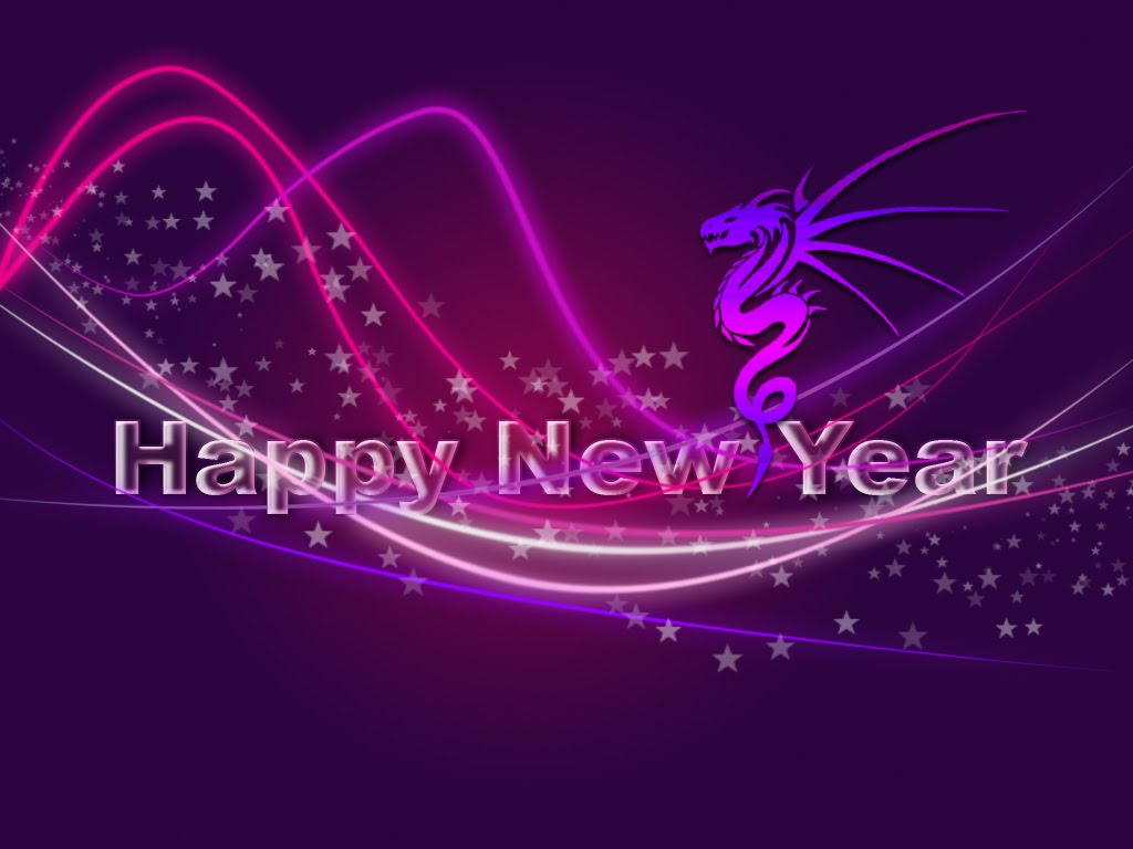 PicturesPool Happy New Year 2012 Greetings 1024x768