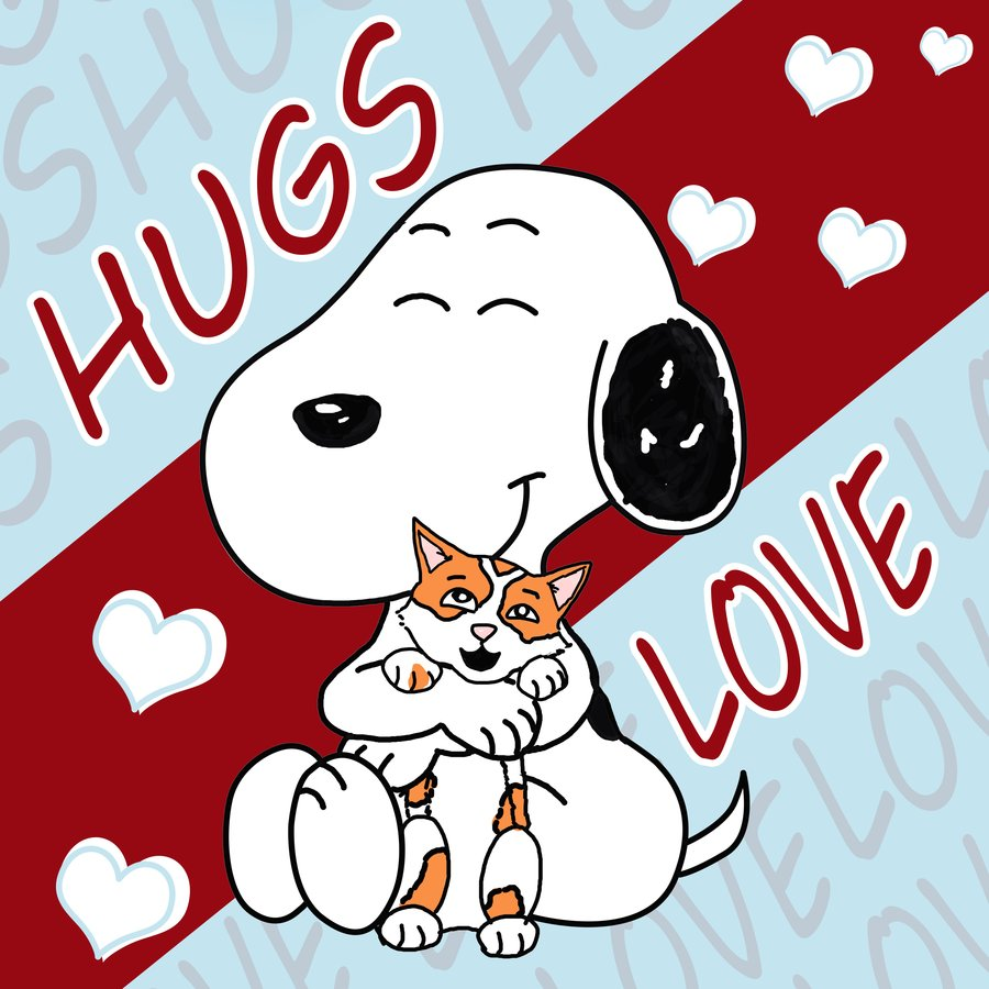 Snoopy Valentine Cards Picture 900x900