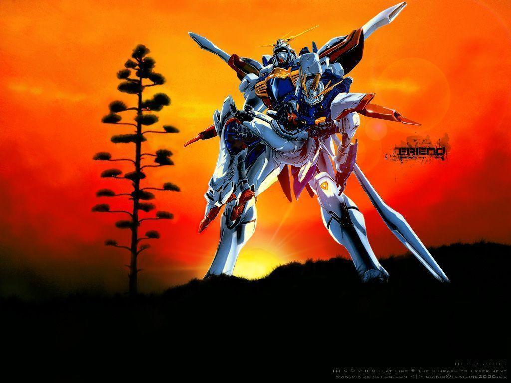 G Gundam Wallpapers 1024x768
