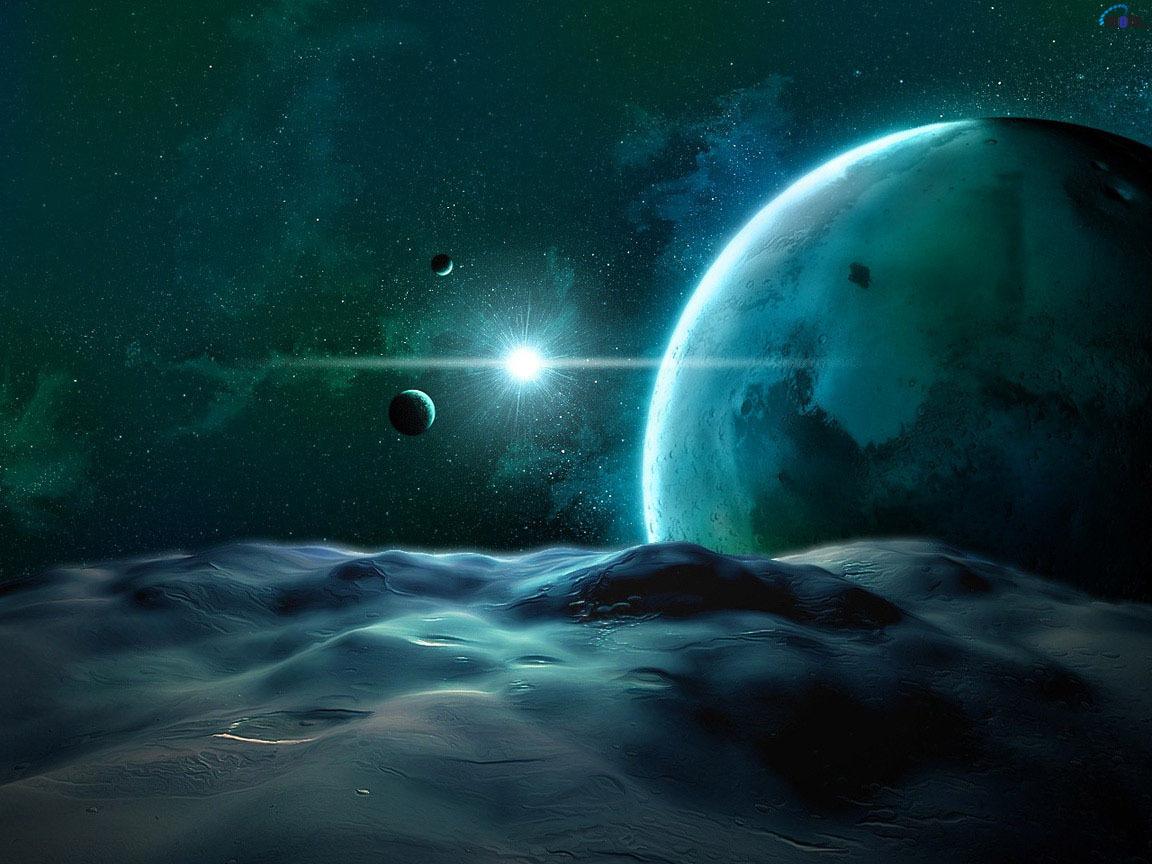 Science Fiction Art Wallpaper